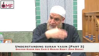 Tawheed In Light Of Surat Yasin II Karim AbuZaid