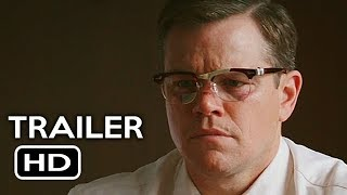 Suburbicon Official Trailer #2 (2017) Matt Damon, Oscar Isaac Crime Comedy HD