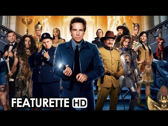 Notte al museo - Il segreto del faraone Featurette (2015) - Ben Stiller Movie HD
