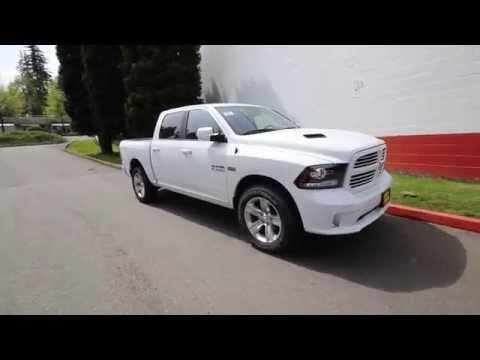 White Dodge Ram 1500 2014 2014 Dodge Ram 1500 Sport