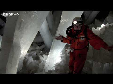 Amazing Crystal Cave - How Earth Made Us - S1 Ep1 Preview - BBC Two