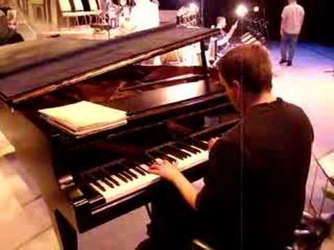 Glenn Miller Orchestra Pianist Tom McDonough