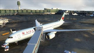 FSX QualityWings 787-9 + FSFX Immersion Vancouver to Boston [AMAZING REALISM+EXTREME GRAPHICS]