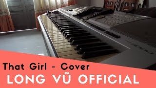 That Girl - Olly Murs ( Piano Cover)