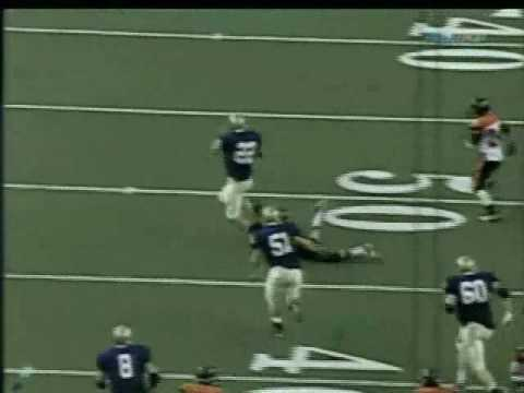 Ben Swan MHSAA Finals Highlights 2009