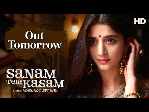 Just 1 Day To Go For 'Sanam Teri Kasam'!