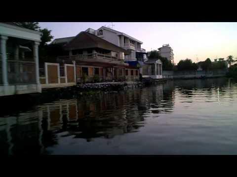 BANGKOK – CHAO PHRAYA RIVER – THAILAND.avi