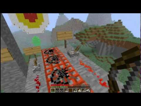 Myth hraje Minecraft: Vaše mapy - Part 2 - Airborne od Tom_WC.