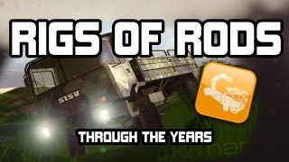 Rigs of Rods Origins - The whole story of this simulator [HD]
