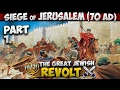 The Siege Of Jerusalem 70 AD Romans At The Gates Part 1 4 mp3