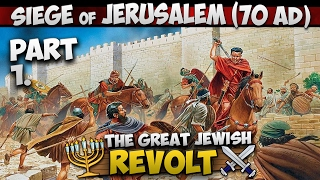Video: Romans at the Gates - Siege of Jerusalem (70 AD) 1/3