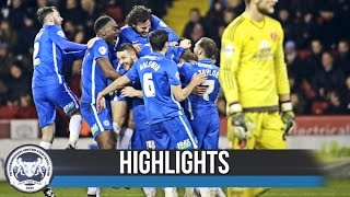 HIGHLIGHTS | Sheffield United vs Peterborough United