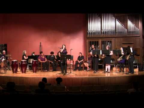 "Columbia College, SC, Jazz Combos Ensemble - ""Oh Lady Be Good,"" ""Invitation,"" ""Feelin Good"""