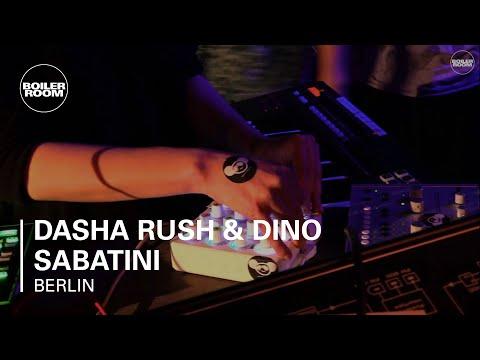 Dasha Rush & Dino Sabatini Boiler Room Berlin Live Set
