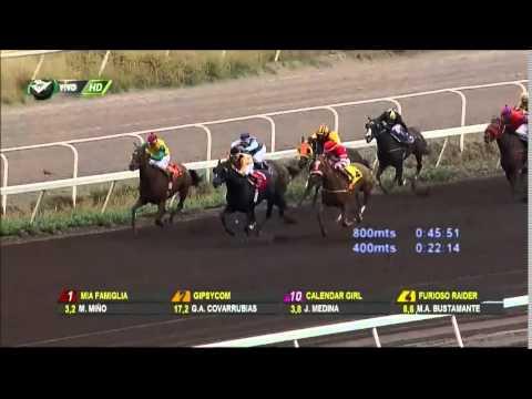 Vidéo de la course PMU PREMIO DEAR DIVA