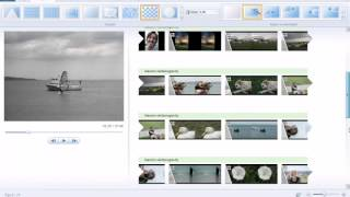 Windows Live Movie Maker kullanım rehberi