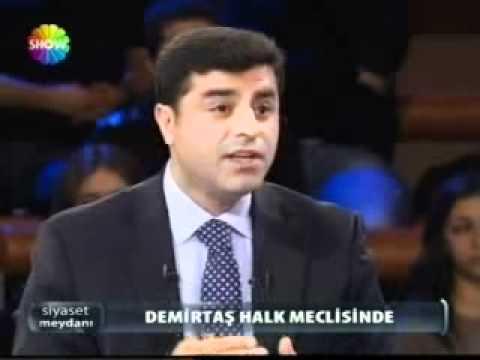 Selahattin Demirtas - Türk üst kimliği üzerine