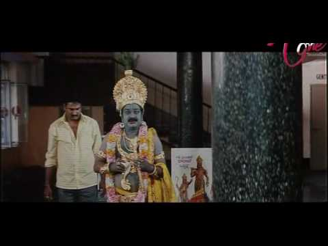 Krishna Bhagvan Satires - COmedy Scene from a Telugu Movie