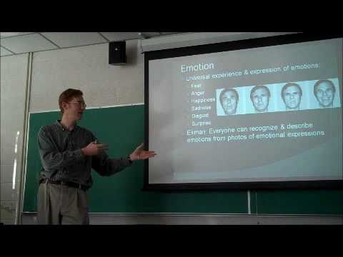 Psych of Personality - Culture - Day 2 Part 3