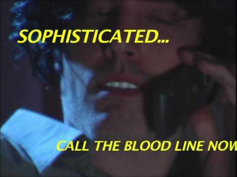 Blood Work! blood Line Vamp Phone Chat Ad video