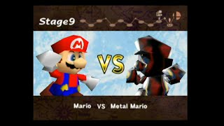 Super Smash Bros. (Virtual Console) - 1P Mode (Classic Mode on Very Hard)