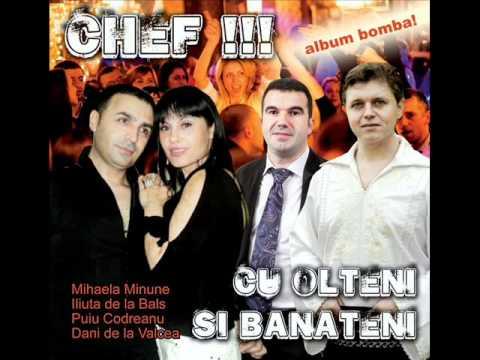 ALBUM Chef cu Olteni si Banateni