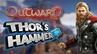 """How to Get """"Thor's Hammer"""" - Outward Tips and Tricks"""
