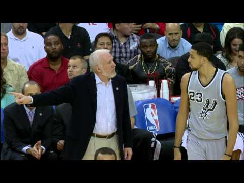 All-Access: Gregg Popovich Mic'd Up vs. Rockets