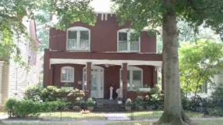Longacre-Harris House, 1226 Juliana,  Julia-Ann Square Historic District, Parkersburg WV