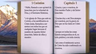 #BIBLIA HABLADA 1 CORINTIOS