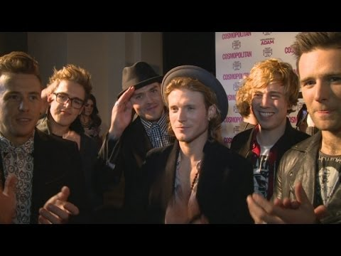 Mcbusted Discuss Backstreet Boys Dig And Their Teen Pin-ups video