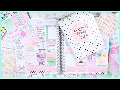 Plan with Me! May 2015 // Elle Fowler