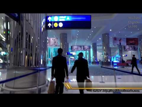 GoPro | The Emirates Lounge | Duty Free | DXB International Airport T3 | Flight EK817