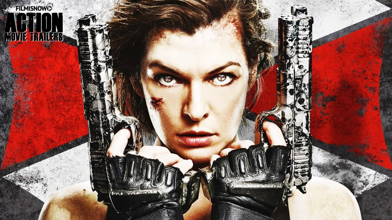 International Trailers for RESIDENT EVIL: THE FINAL CHAPTER