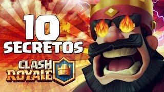 CLASH ROYALE | 10 SECRETOS PARA GANAR! - Clash Royale