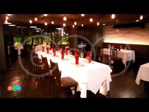บรรยากาศโดยรวมของ Amano Modern Italian Cuisine