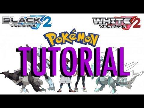 Descargar Pokémon Blanco 2 Negro 2 en Español (OFICIAL)
