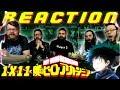 My Hero Academia [English Dub] 1x11 REACTION!!