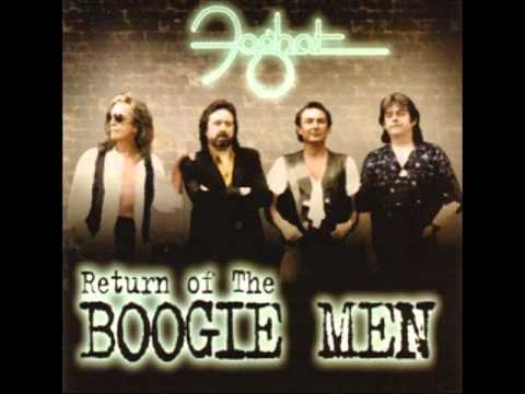 Foghat - Writing On The Wall