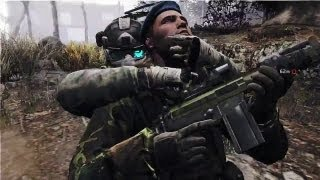 Ghost Recon_ Future Soldier 'Mission Walkthrough #1 Stealth' TRUE-HD QUALITY