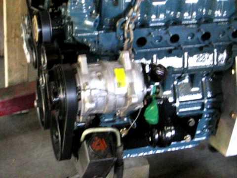 S10-Kubota Diesel Conversion