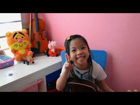 Kids Ukulele : Twinkle-Twinkle Little Star