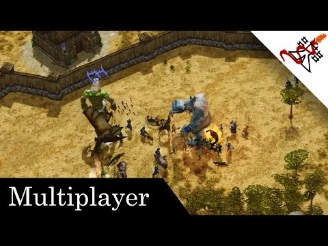 Age of Mythology Extended Edition - 2vs2vs2vs2 | Conquest | Multiplayer [1080p/HD]