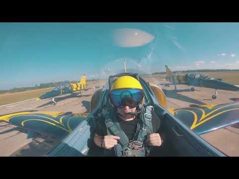 Gran Turismo x Baltic Bees Jet Team