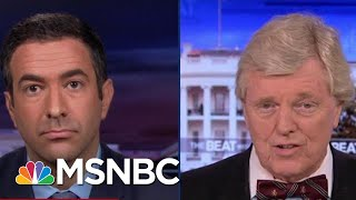 Prosecutor Says Congress Can Jail Trump Aids To Make Them Talk | The Beat With Ari Melber | MSNBC
