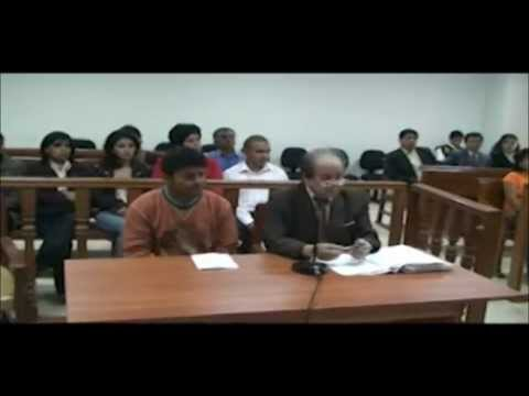 Audiencia: juicio oral
