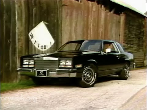 MotorWeek   Retro Review '84 Cadillac Eldorado