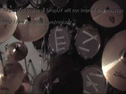 Holy Diver by Killswitch Engage Drums re-done