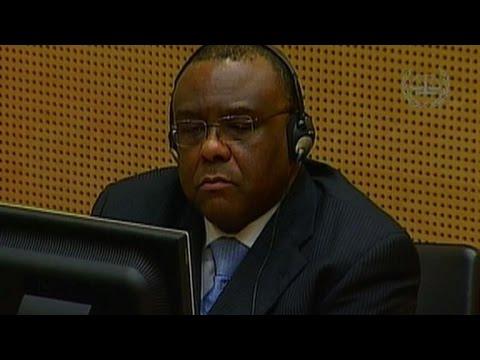 ICC hears ex-DRC VP Bemba