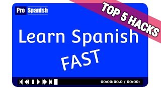5 Must Know Rules to Speak Spanish + Take the 'Anyone Can Learn Spanish' Challenge